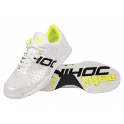 Buty UNIHOC U4 STL LowCut Lady white/yellow