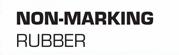 Unihoc boty - Non Marking Rubber
